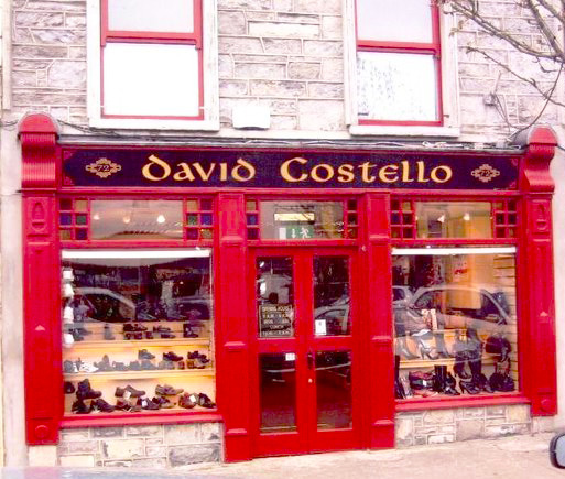 Shoes @ David Costello Footwear, Castleisland, Co. Kerry